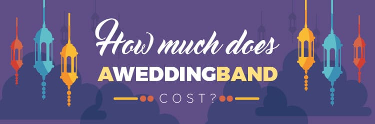 Prices of Wedding Bands in Ireland for 2020 & 2021
