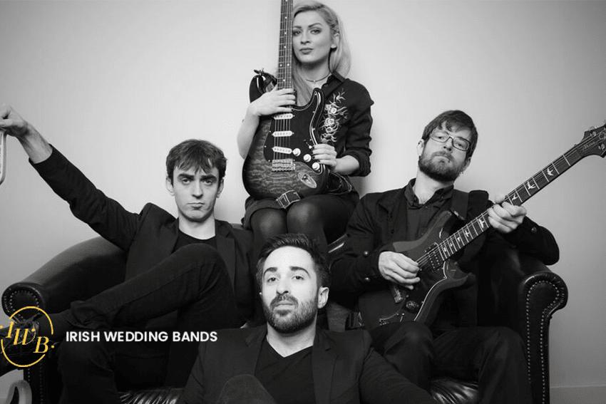 The Kickbacks Wedding Band