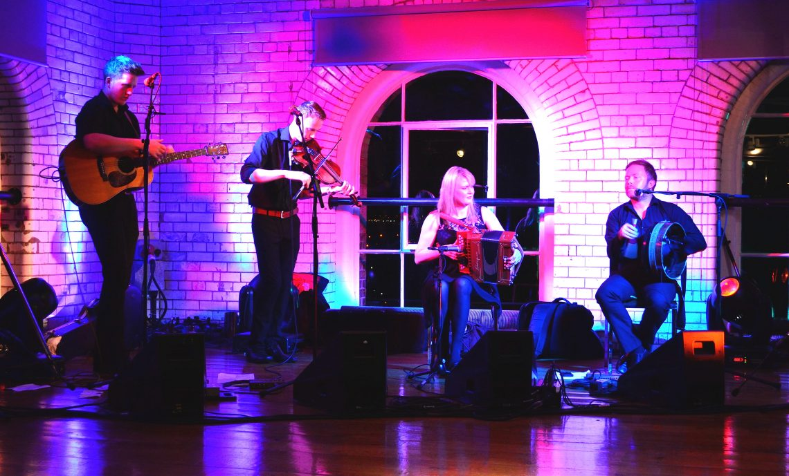 The Celtic Factor Irish Trad band for Weddings