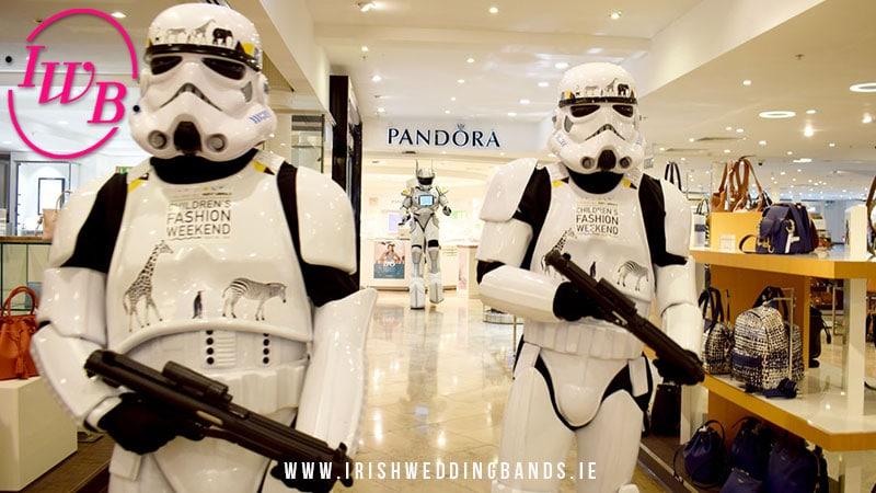 Star Wars Wedding - Unique Entertainment