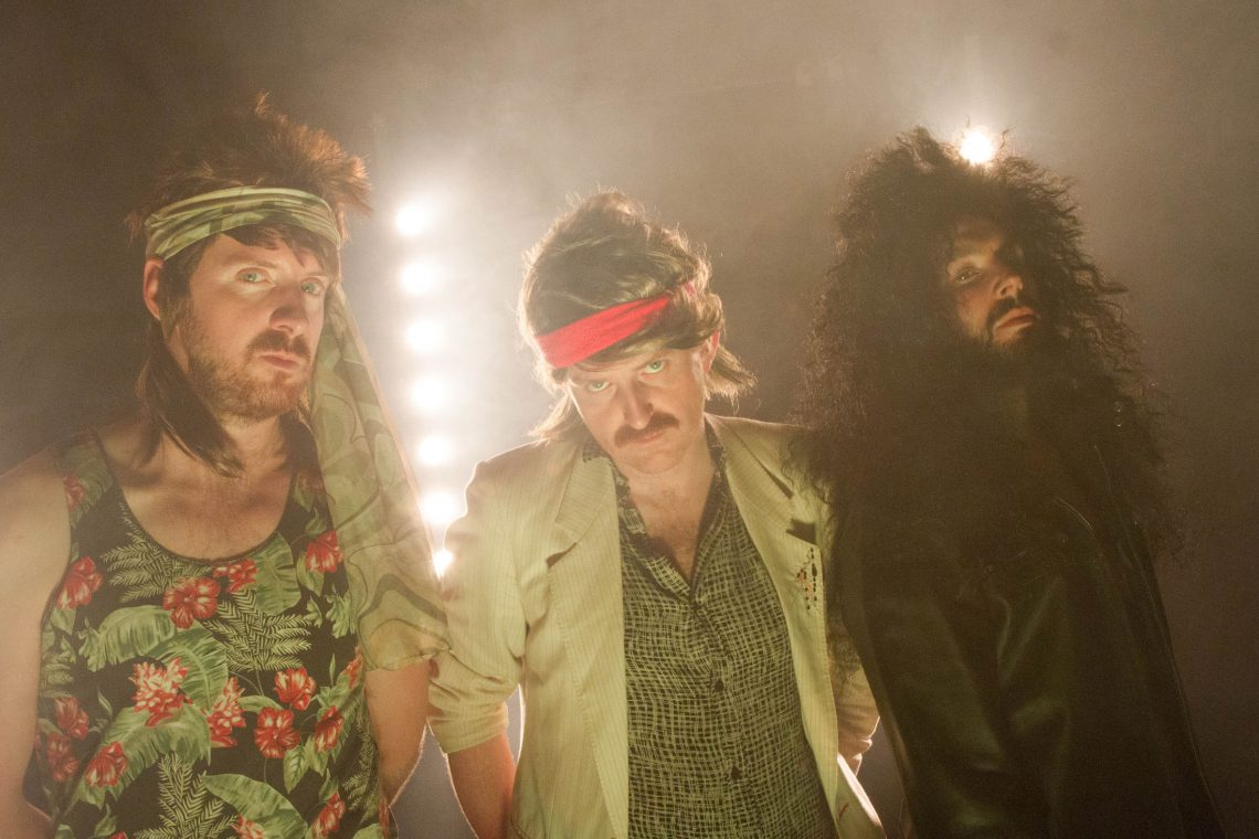 The Ultimate 80s Band to Rock Your Wedding