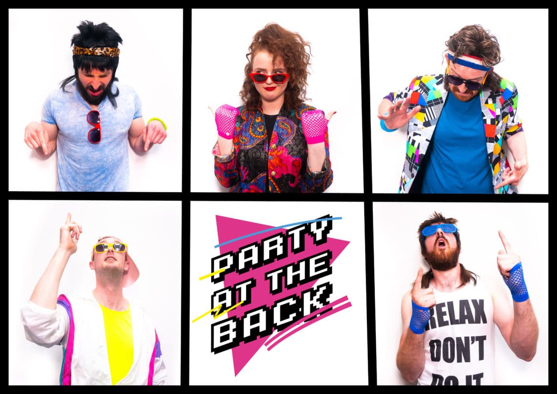 Party at the Back 80's Music for the Perfect Wedding Party