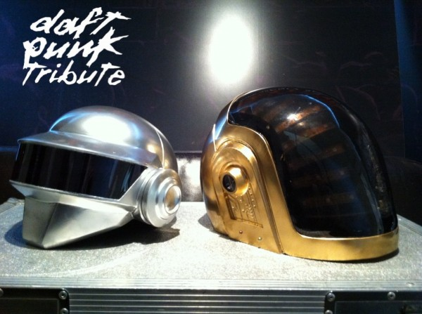 Daftpunk Tribute