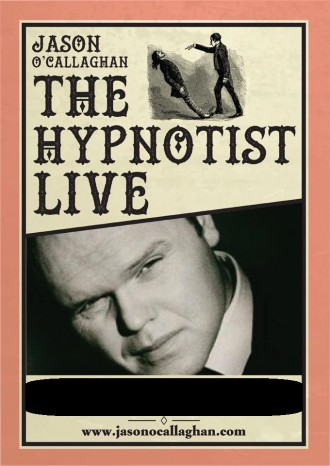 Comedy Hypnotist Jason O'Callaghan