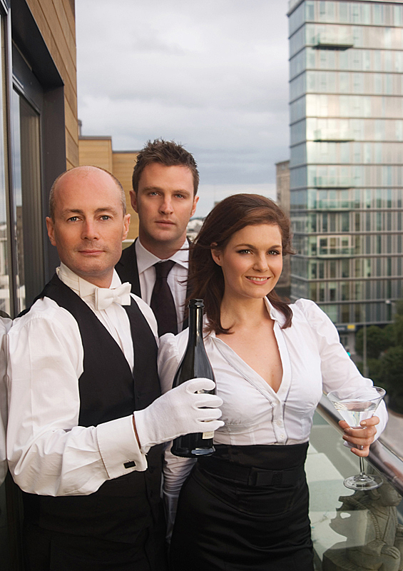 Unmissable January Offer 2015 – The Opera Singing Waiters