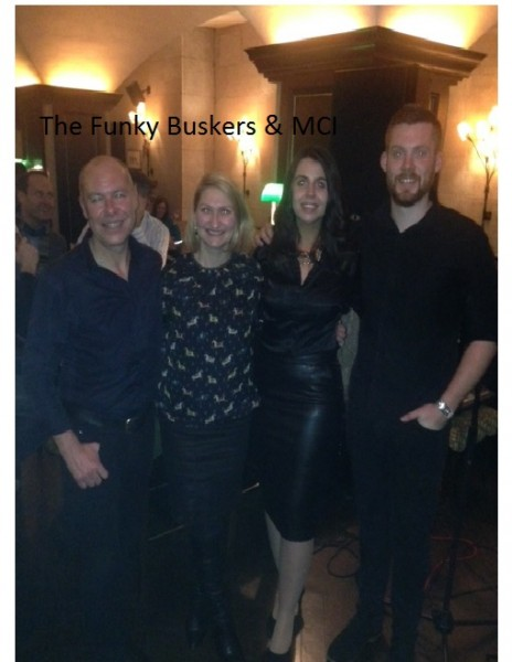 The Funky Buskers TEST