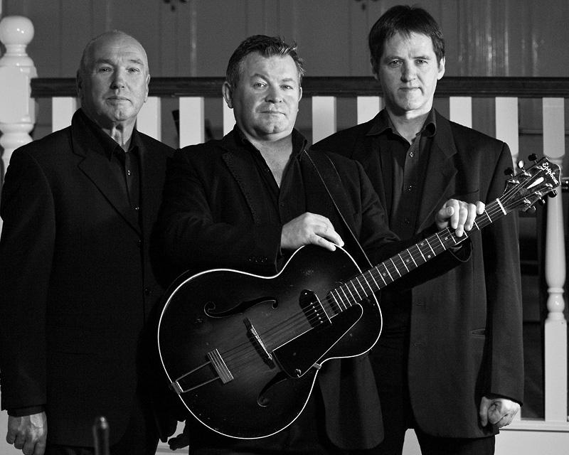 irish wedding band trio