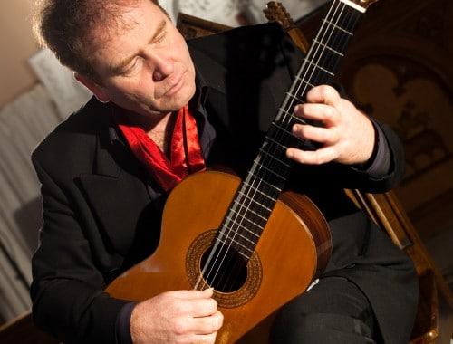 Classical Guitarist Duo