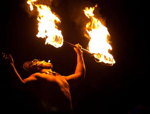 Fire Eaters Wedding Entertainment