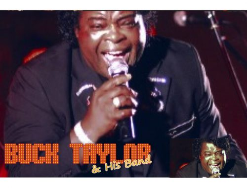 wedding band singer buck taylor