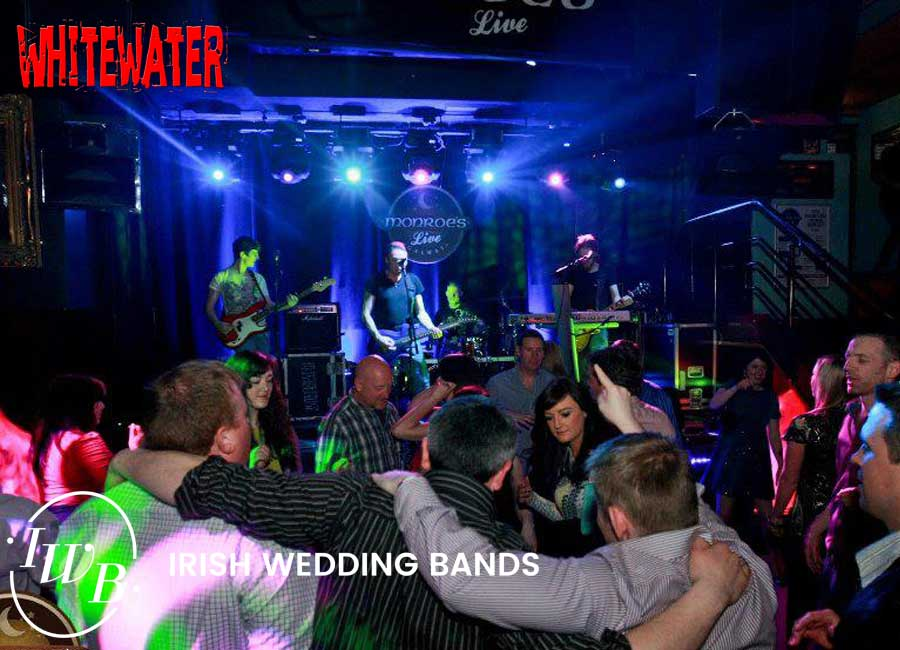Whitewater Wedding Band