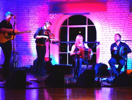 Irish Trad band for Weddings