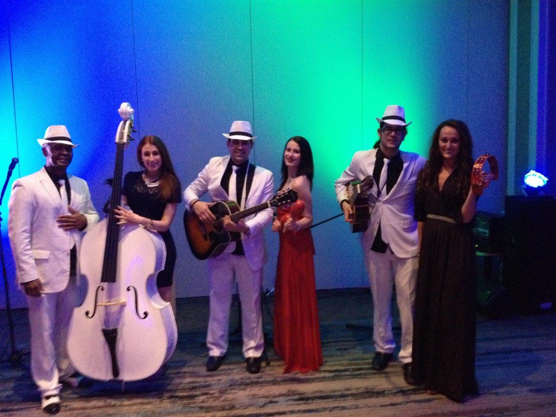 Cuban Jazz ProjectLatin music for weddings