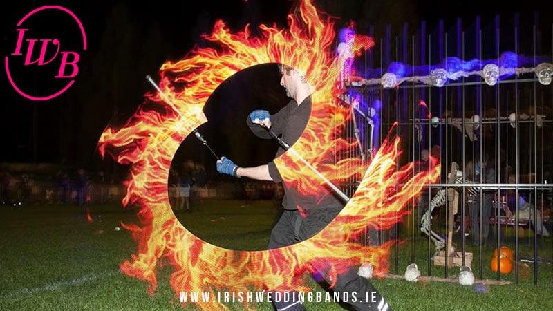 Digital Fire Art