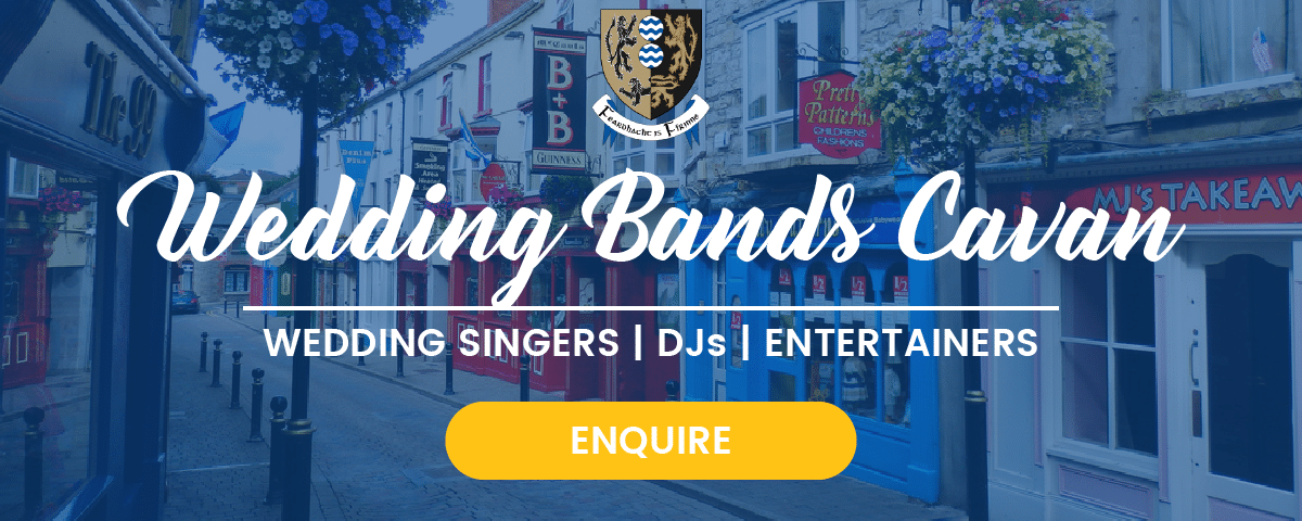 wedding bands cavan