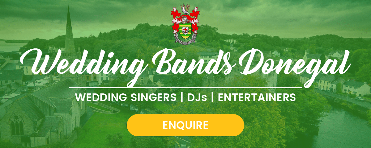 wedding bands donegal