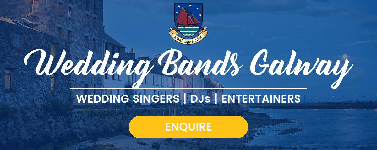 wedding bands galway