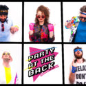 Party at the Back - Your 80s Party & Wedding Band