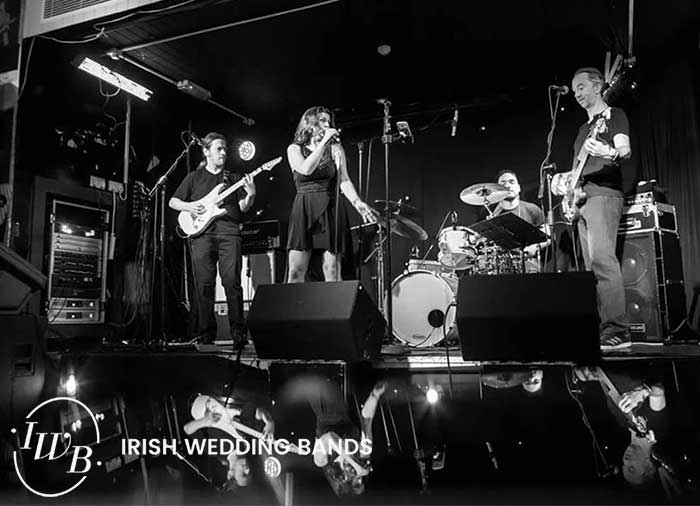 Twisted Hits Wedding Band Ireland