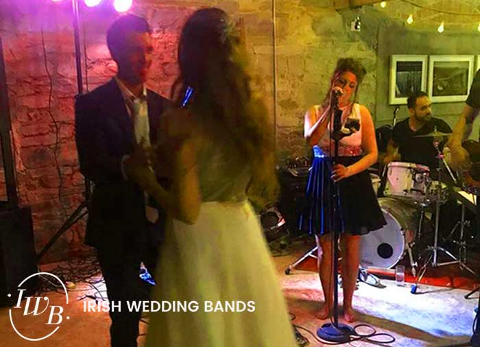 Twisted Hits Wedding Band