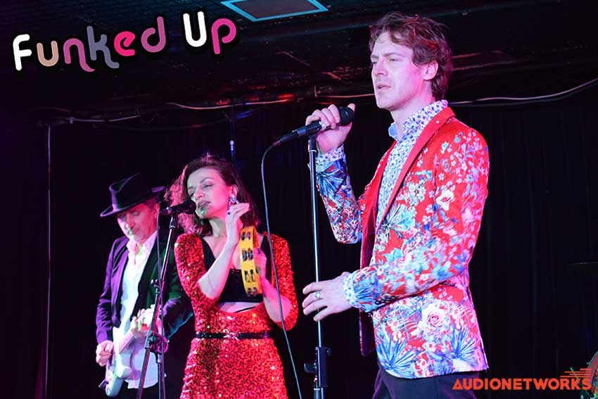 Funked Up - Your One Stop Wedding Band