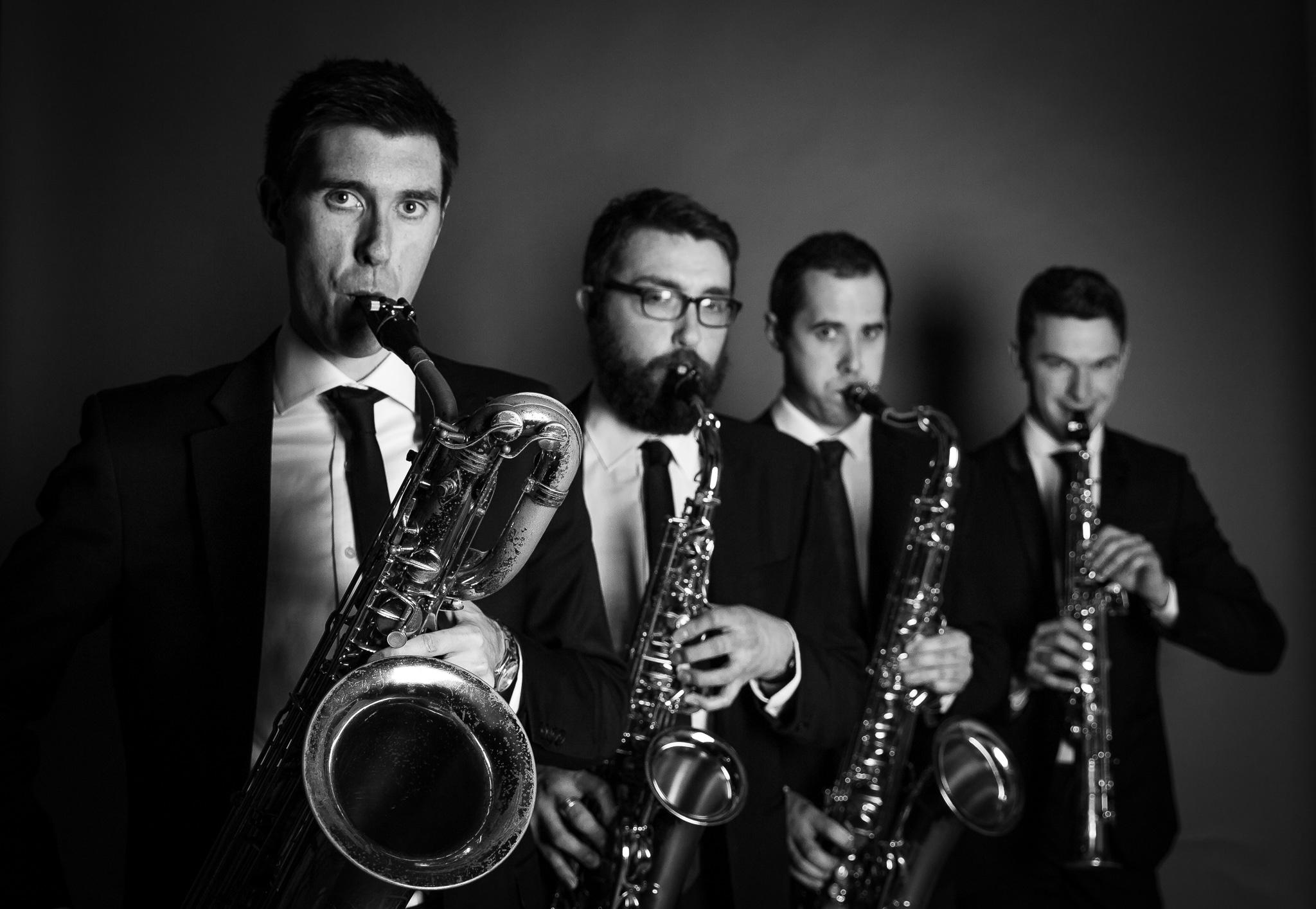 Suitable Saxes - Wedding Music