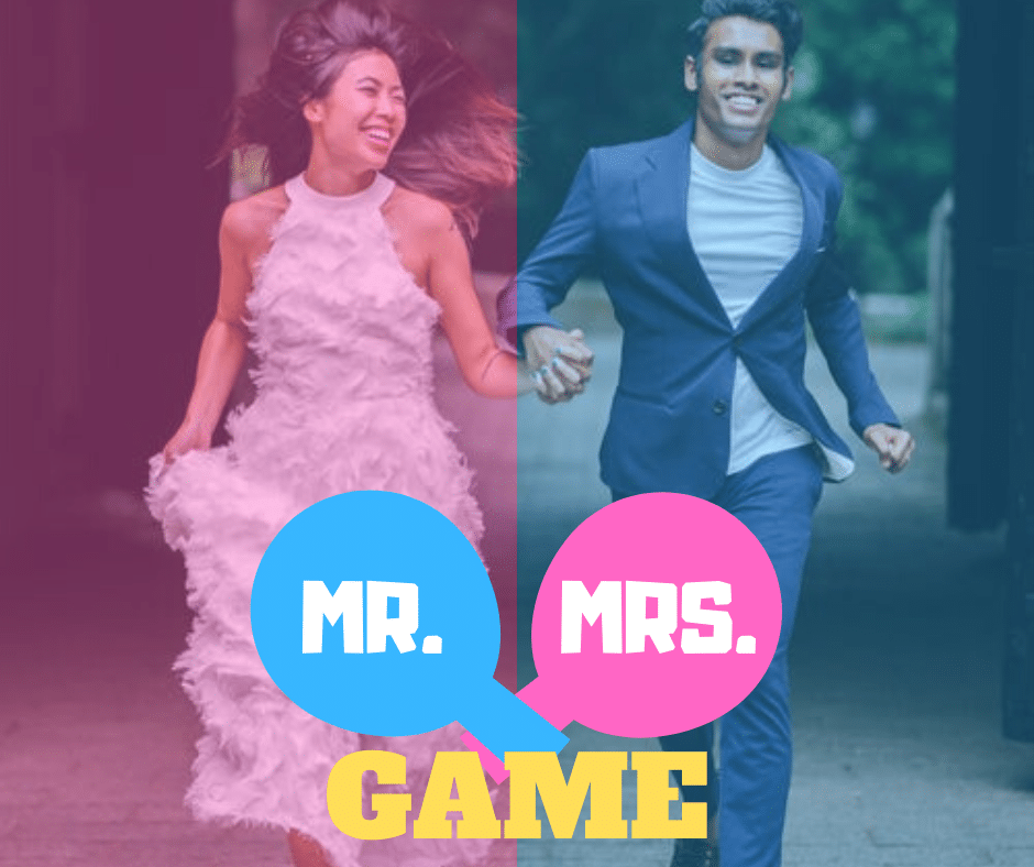 Mr. & Mrs. - The Wedding Interactive Game Show!