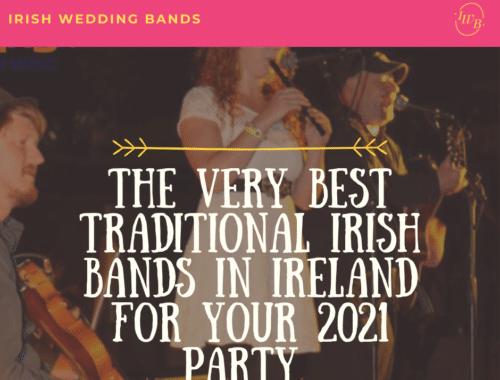 irish wedding bands