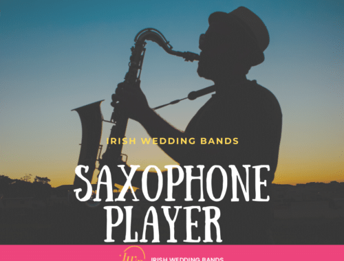 sax player for weddings