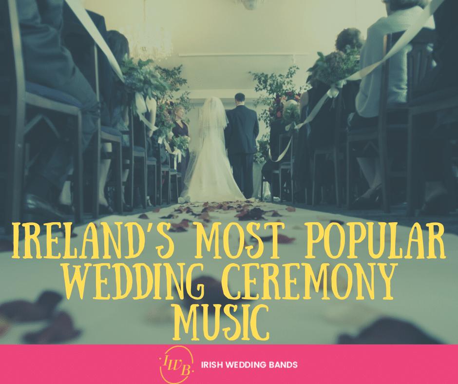 2020 Wedding Music Ideas